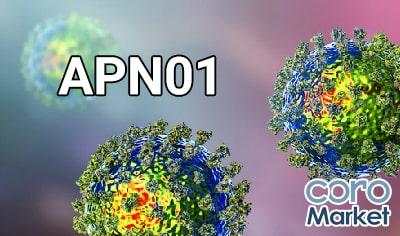 درمان کرونا با APN01