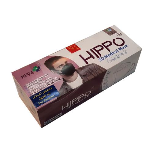 ماسک سه بعدی hippo
